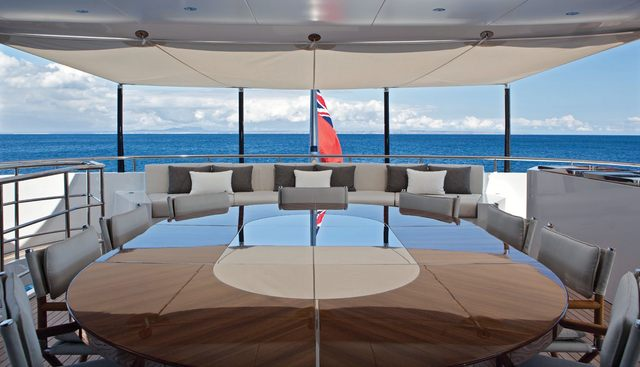 Man Of Steel Charter Yacht - 5