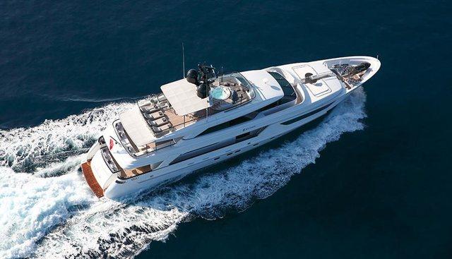 Sud Charter Yacht