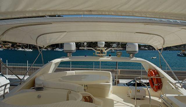 Cridamar Charter Yacht - 7