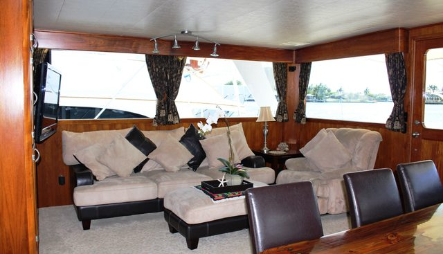 Ms B Haven Charter Yacht - 7