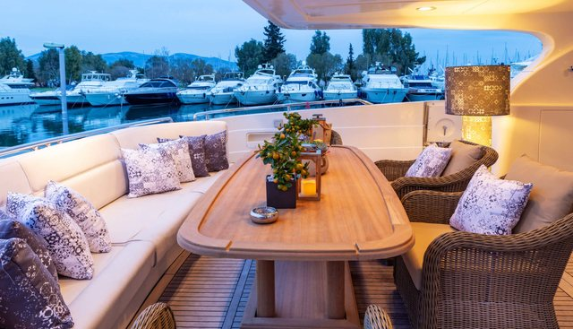 Divine Charter Yacht - 3