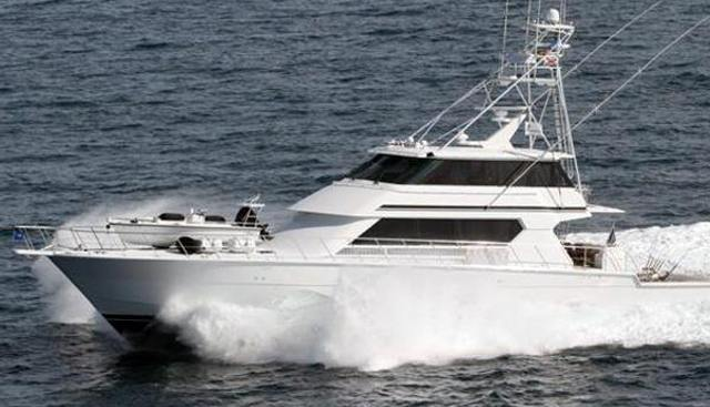 Uptown Charter Yacht