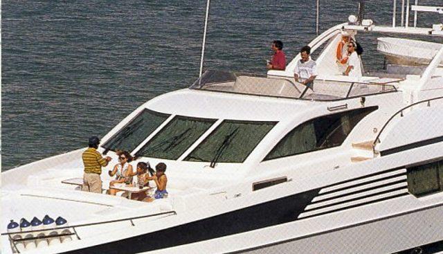 Gaveira Cuarta Charter Yacht - 3