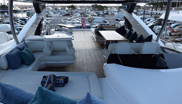 RAY III Charter Yacht - 6