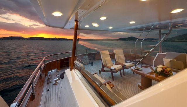 Saudades Charter Yacht - 7