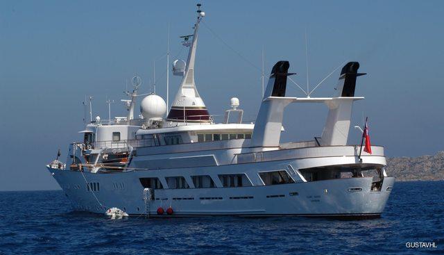Lady Sarya Charter Yacht - 3