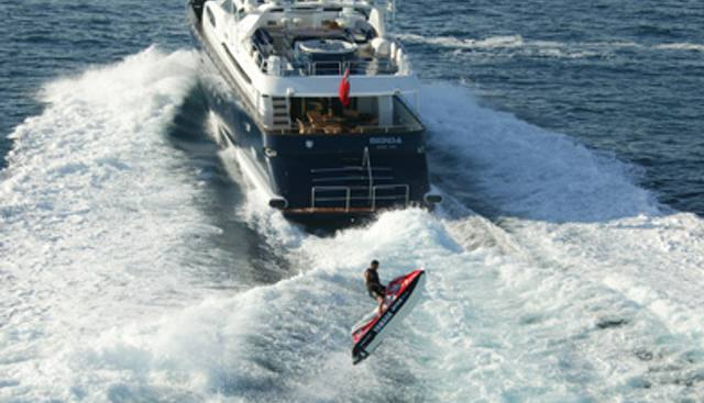 Medusa G Charter Yacht - 5