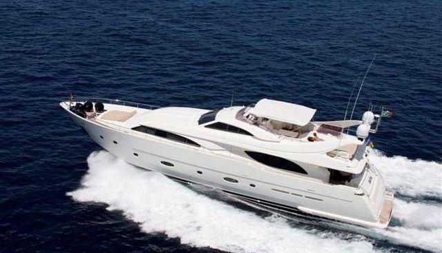 Nati Too Charter Yacht - 3