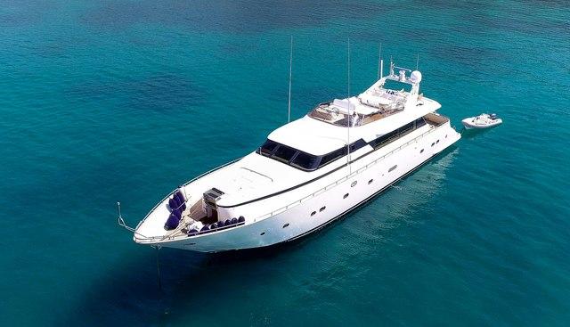 Alandini Charter Yacht