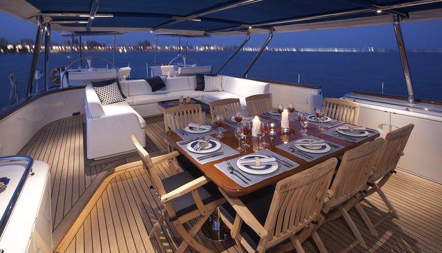 Tenaz Charter Yacht - 3