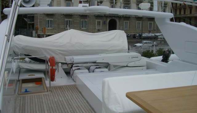 Crowbridge Charter Yacht - 4