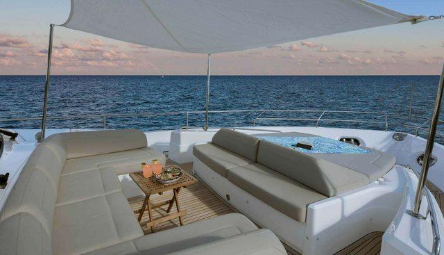 Hot Pursuit Charter Yacht - 3