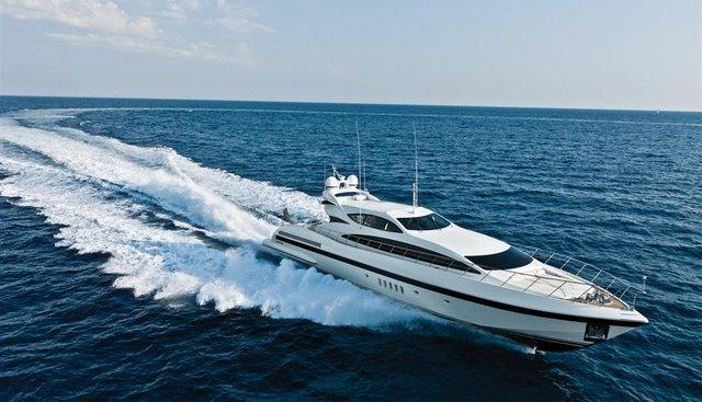 Mangusta 105 Charter Yacht - 2