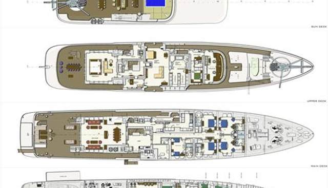 Project Stingray Charter Yacht