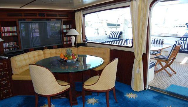Azizam Charter Yacht - 6