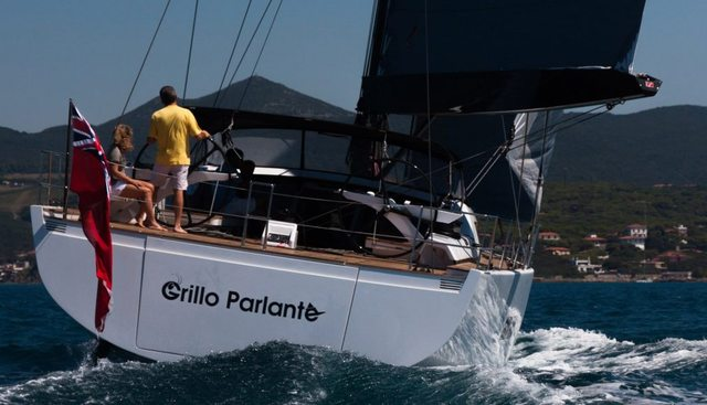 Grillo Parlante Charter Yacht - 2