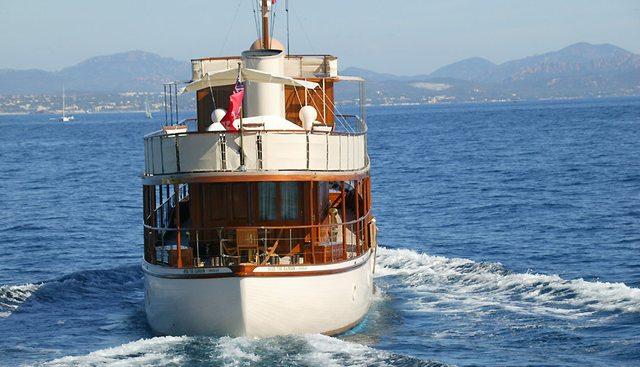 Over The Rainbow Charter Yacht - 5