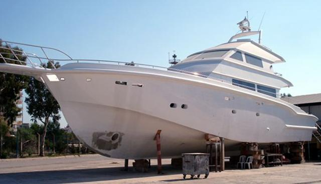 Isposa Charter Yacht