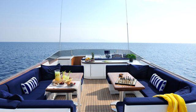 Blu Sky Charter Yacht - 3