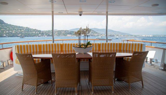 Cornelia Charter Yacht - 8