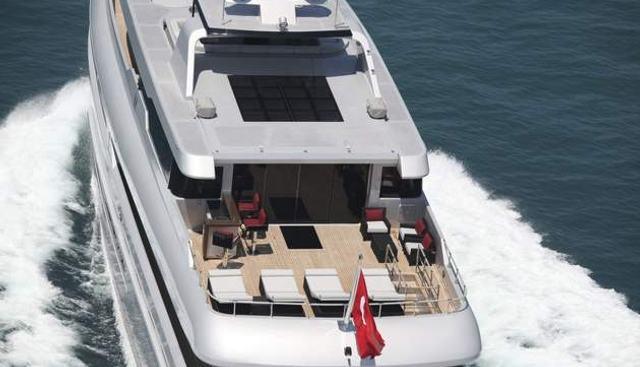 Ocean Club Charter Yacht - 5