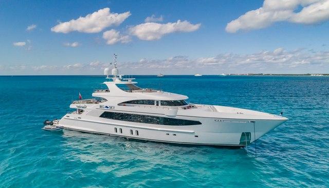 Big Sky Charter Yacht