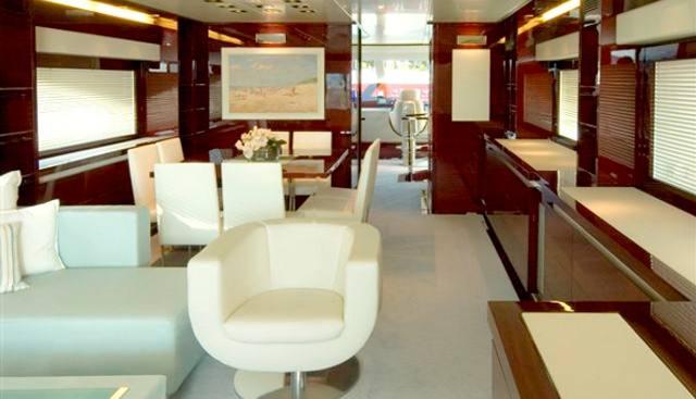 Scorpio Charter Yacht - 4