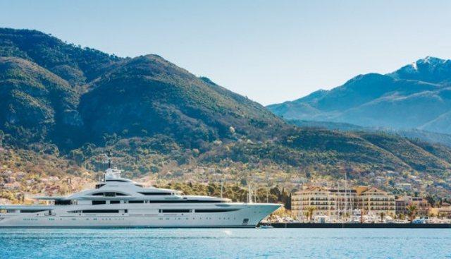 Maryah Charter Yacht