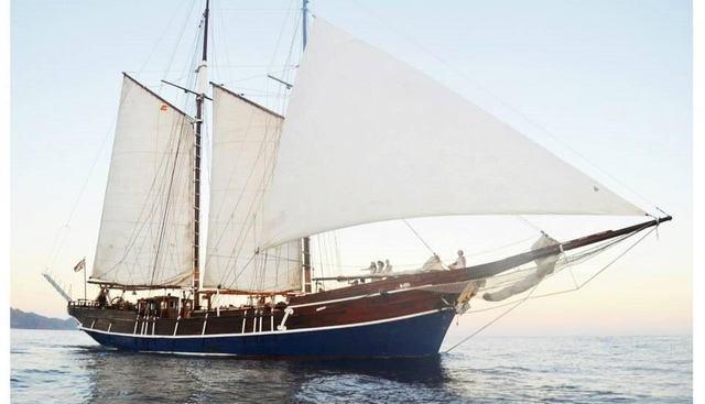 Marcantonio Charter Yacht