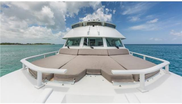 Rogue Charter Yacht - 2