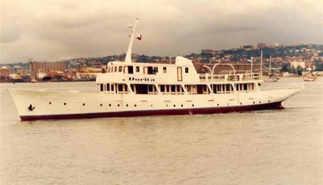 Grey Mist Charter Yacht