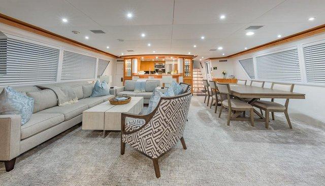 Rogue Charter Yacht - 8