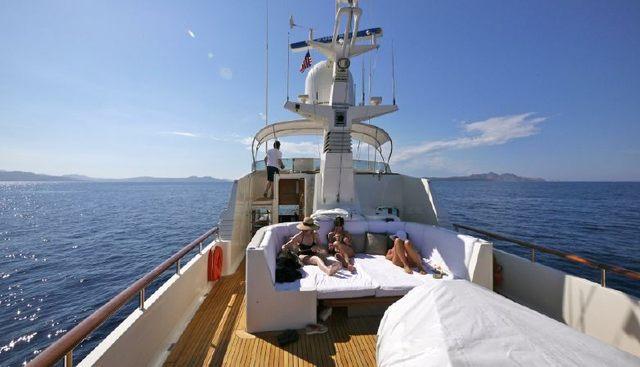 Lady Maja Charter Yacht - 4