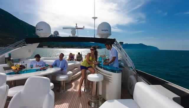 Naseem Charter Yacht - 2