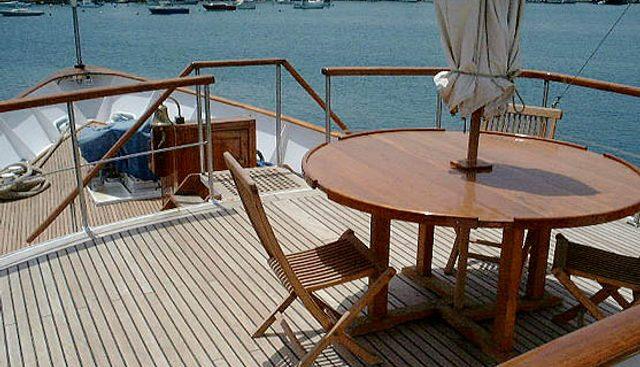 Maha Charter Yacht - 4