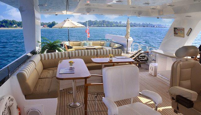 Legendary Charter Yacht - 7