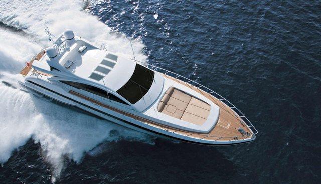 Le St-James Charter Yacht
