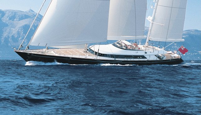 Parsifal III Charter Yacht
