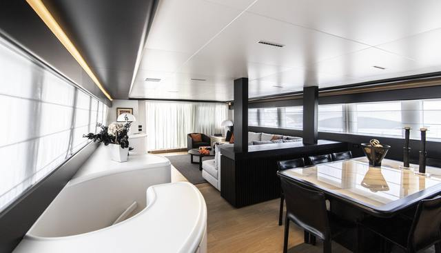 Project Steel Charter Yacht - 7