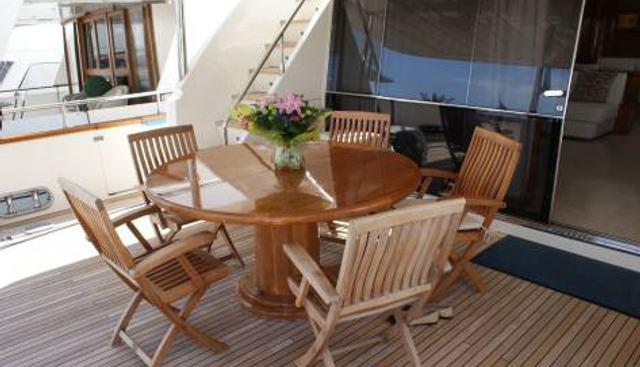 Amorina Charter Yacht - 4