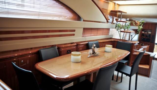 Amor Charter Yacht - 5