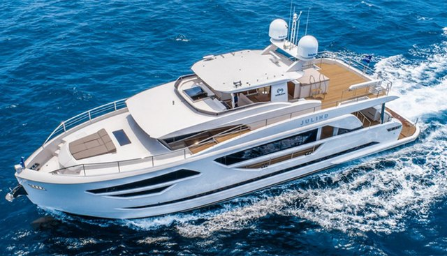 Julind Charter Yacht - 2