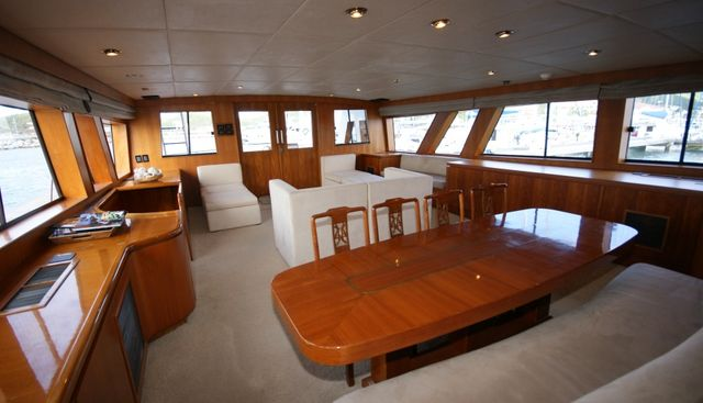 Pixel Charter Yacht - 8