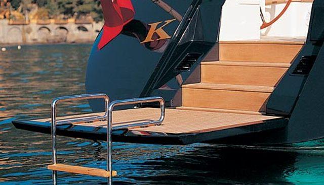 Kauris II Charter Yacht - 4