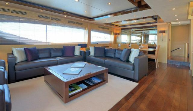 Rough Diamond Charter Yacht - 7