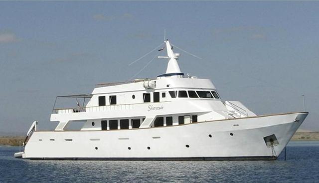 Sherazade Charter Yacht - 5