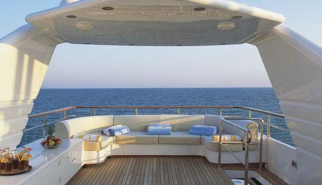 O'Rion Charter Yacht - 4
