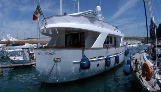 Mr White Charter Yacht - 5