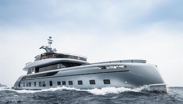 Jaaber Charter Yacht