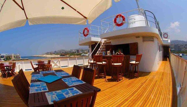 Blue Dawn Charter Yacht - 3